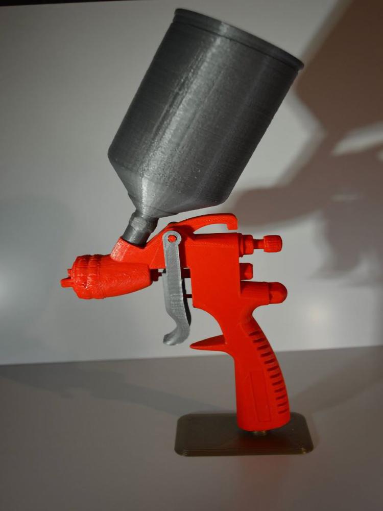 pistolet peinture